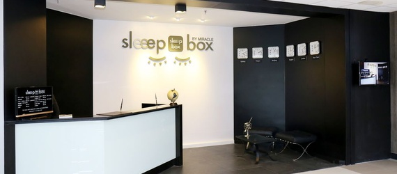 Sleep Box by Miracle Hotel バンコック