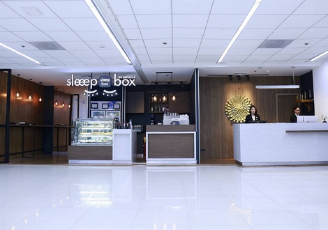 Sleep Box by Miracle Sleep Box by Miracle Hotel バンコック